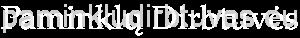 Paminklu dirbtuves Logo