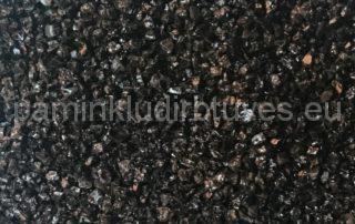 Skaldukė kapams juodas žėrutis 1-3mm ir 3-5mm